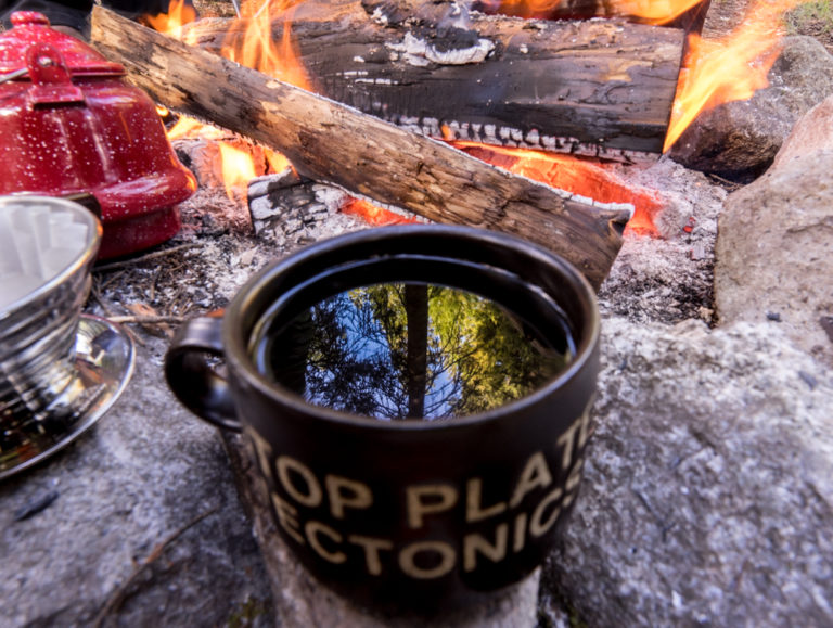 Exploration and Camp Coffee