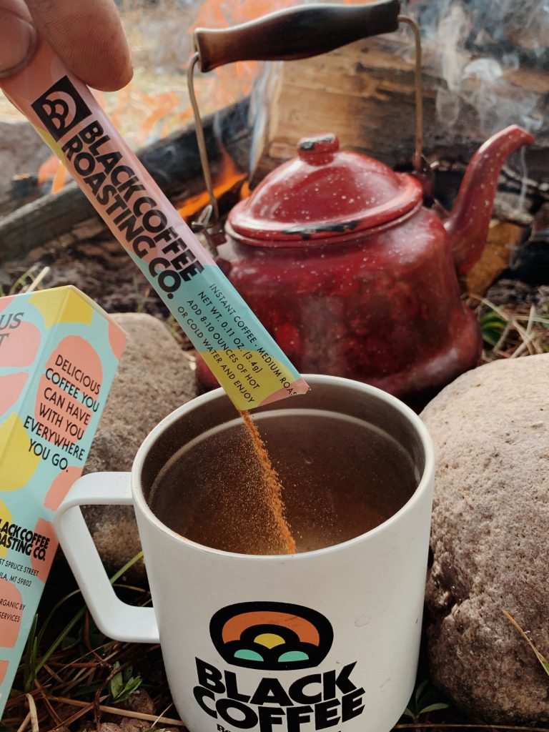 Delicious, Organic Instant Coffee